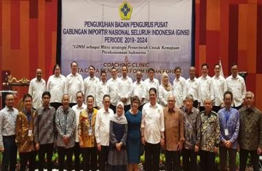 BPP GINSI Tunjuk Capt. Subandi sebagai Ketua Periode 2019-2024