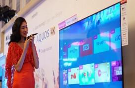 Sharp Targetkan Raih 15 Persen Pangsa Pasar Smart TV