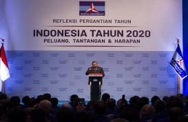 SBY Sepakat dengan Jokowi soal Pertumbuhan Ekonomi 5 Persen