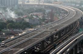 Hari Ini Jokowi Resmikan Tol Japek Layang, 15.000 Kendaraan Bisa Lewat Atas
