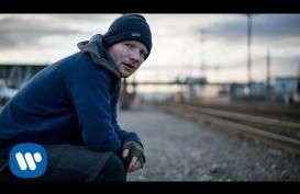 Ed Sheeran Musisi Nomor 1 di Inggris