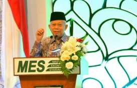 Penyederhanaan Birokrasi : Wapres Ma'ruf Amin Sebut Harus Makin Simpel dan Lincah