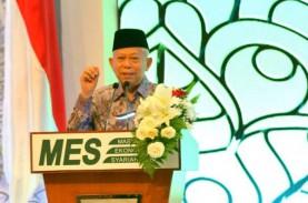 Penyederhanaan Birokrasi : Wapres Ma'ruf Amin Sebut…
