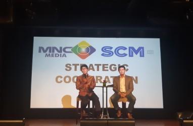 SCMA dan MNCN Teken Kerja Sama Produksi Konten