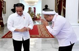 Cerita dari Sudut Istana : Ini Sebabnya Kubu Jokowi Rekrut Ali Mochtar Ngabalin