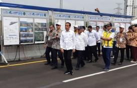 Tinjau Proyek LRT dan Kereta Cepat, Jokowi Ingatkan Rumitnya Membangun Infrastruktur Terlambat