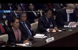 Indonesia Kawal Sidang Dugaan Genosida Terhadap Rohingya