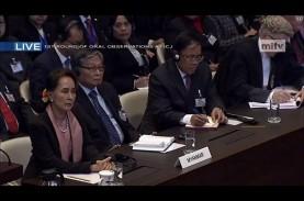 Indonesia Kawal Sidang Dugaan Genosida Terhadap Rohingya…