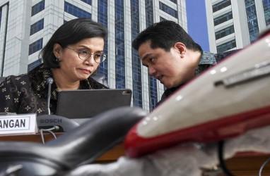 Erick Thohir hingga Kartika Wirjoatmodjo Dampingi Sri Mulyani Kembangkan Ekonomi Islam