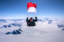Naila Novaranti Penerjun Payung Perempuan Asal Indonesia Sukses Taklukan Benua Antartika