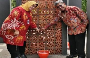 Rawan Kekeringan, Mitratel Bangun Fasilitas Air Bersih di Sragen
