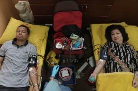 HUT Ke-34, Bisnis Indonesia Gelar Kegiatan Donor Darah