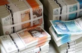 Kemenangan Partai Konservatif Dorong Pound Sterling Melonjak Tajam