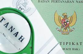 Masyarakat Banjarbaru Terima Sertifikat Tanah