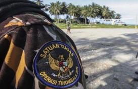 Satu Anggota Satgas Tinombala Gugur, Jenazah Dimakamkan di Pandeglang