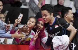 Kejuaraan Dunia Bulu Tangkis 2019 : Antony Sinisuka Ginting Melaju ke Final