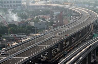 Tanpa Tarif, Jalan Tol Jakarta--Cikampek II Elevated Dibuka Besok