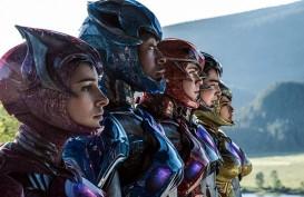 Paramount Siapkan Film Anyar Power Rangers