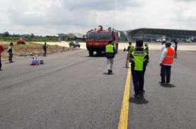 Senin Bandara APT Pranoto Samarinda Kembali Beroperasi
