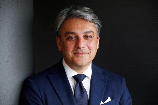 Presiden Direktur SEAT Luca de Meo - Reuters/Albert Gea