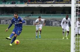 Hasil Liga Italia : Verona Bangkit dari 0 - 3, Skor Akhir 3 - 3 vs Torino