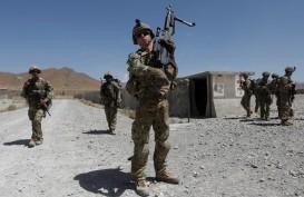 AS Akan Tarik 4.000 Tentara dari Afghanistan