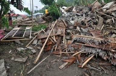 Sebagian Besar Korban Banjir Kulawai Bertahan di Pengungsian