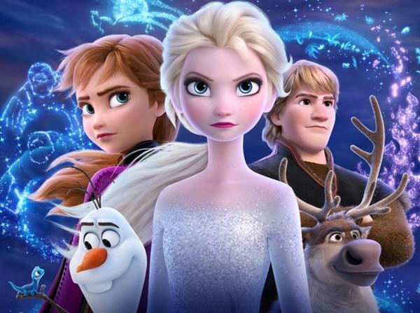 Film Frozen 2 - Disney