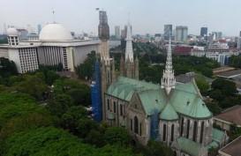 Ada Suara Ledakan di Sekitar Masjid Istiqlal, Ini Komentar Kapolres Jakpus