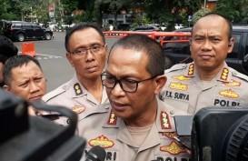 Polda Metro Jaya Bantah Ledakkan Tas Mencurigakan di Istiqlal