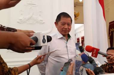 Pemindahan Ibu Kota : Menteri PPN Suharso Monoarfa Sebut Pembentukan Badan Otorita Tunggu Perpres