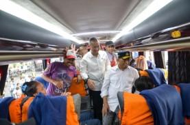 Kemenhub Siapkan 55 Unit Bus Mudik Gratis, Ini Jadwal…