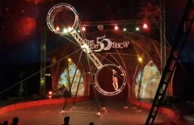 Pertunjukan Terakhir Sirkus Tertua di Indonesia