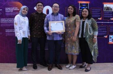 Bareksa Raih Penghargaan Mitra Distribusi SBSN Terbaik Kategori Nonbank