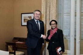 Indonesia-Kazakhstan Fokus Bahas Peningkatan Kerja…