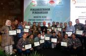 15 Pabrik Danone-Aqua Raih Penghargaan Kemenperin