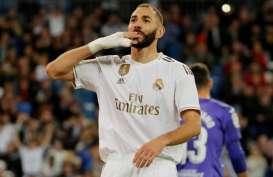 El Clasico Barcelona vs Madrid, Benzema Yakin Raih Hasil Positif