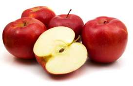 Rutin Makan Dua Apel Utuh Per Hari, Bisa Turunkan Kadar Kolesterol
