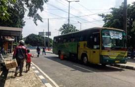 Puluhan Bus di Terminal Kampung Rambutan Tidak Laik Jalan