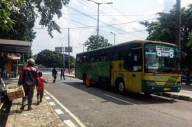 Puluhan Bus di Terminal Kampung Rambutan Tidak Laik…