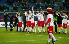Klasemen Bundesliga, Leipzig dalam Intaian Ketat Gladbach
