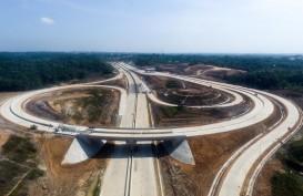 Pemerintah Siapkan Tiga Jaringan Tol Pendukung IKN