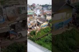 Buntut Kericuhan di Tamansari Bandung, 62 Brimob Polda…