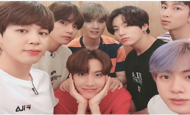 Boyband dari Korea Selatan BTS - Istimewa