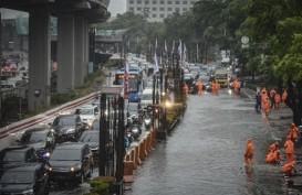 Jakarta Banjir, PDIP Sebut Anies Cuma Fokus di Proyek Pencitraan