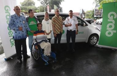 Layani Penyandang Disabilitas, Grab Gerak Resmi Meluncur di Semarang