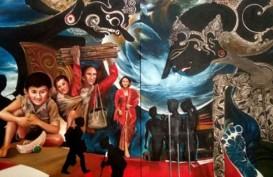 Hartono Gelar Pameran Tunggal Sang Hyang Ibu di Surakarta
