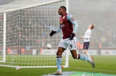Aston Villa Hentikan Liverpool di Piala Liga, Skor 5 - 0