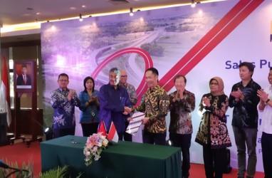 Hong Kong Mulai Investasi Tol di Indonesia