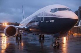 Boeing Setop Produksi Pesawat B737 MAX, Ini Respons…